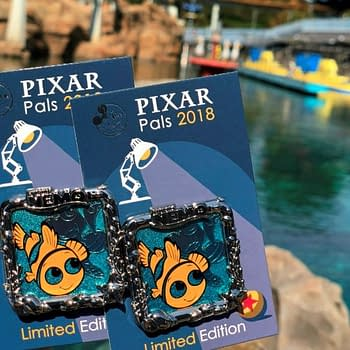 Righteous Disneyland Releases Adorable Limited Edition Finding Nemo Pin