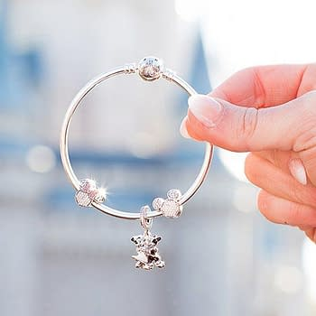 Fall in Love with This New Mickey and Minnie Charm from Pandora