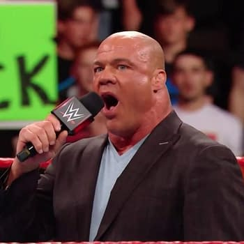 Kurt Angle Opens Monday Night RAW with Some Exciting Announcements