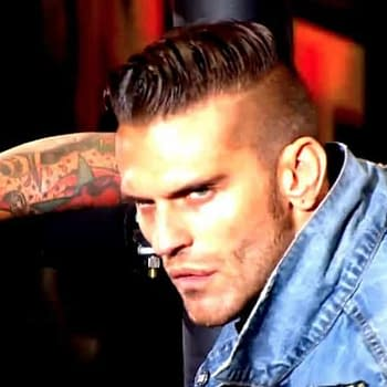 WWEs Corey Graves Promises the Pompadour Will Be Back