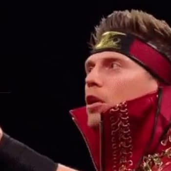 The Miz Tries to Psych Out The New Day in SmackDown Live Opener