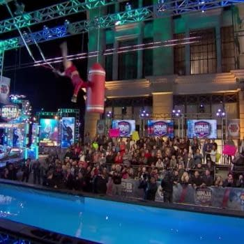 Nikki Bella Wins $15,000 for Red Nose Day Charity on American Ninja Warrior