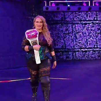 Nia Jax Taunts Ronda Rousey During Monday Night RAW