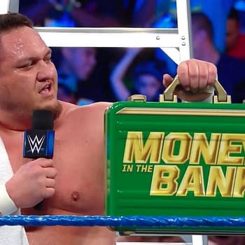 SmackDown Live Opens with One of WWEs Best Superstars: Samoa Joe
