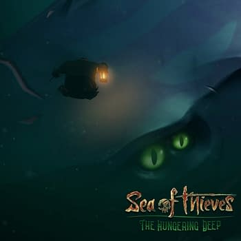 Sea Of Thieves Shows Off Their First DLC in The Hungering Deep