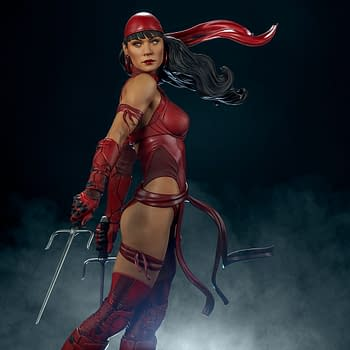 Elektra is Sideshow Collectibles Newest Marvel Premium Format Figure