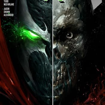 Spawn #285 Review: Interesting Allegory Buried in Text