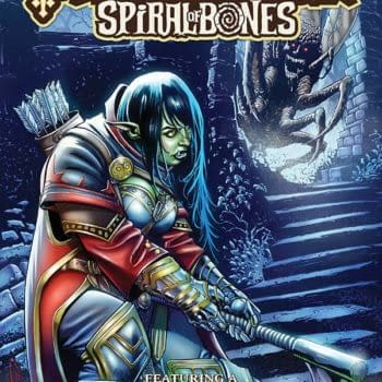 Writer's Commentary – Crystal Frasier Talks Pathfinder: Spiral of Bones #3