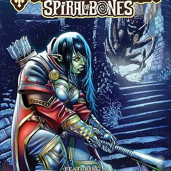 Writers Commentary &#8211 Crystal Frasier Talks Pathfinder: Spiral of Bones #3