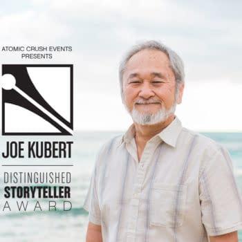 Stan Sakai Named Inaugural Joe Kubert Award Winner By Comic Con Revolution, Kubert School