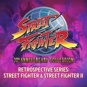 Capcom Offers a Retrospective Series on Street Fighter