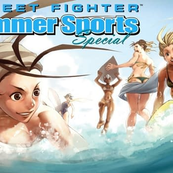 UDON Seeks Sexy Submissions for Street Fighter Summer Sports Special