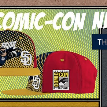 SDCC Theme Night with The Padres Is Tomorrow Includes Cool Hat