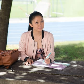 X-Mens Lana Condor Stars in Netflixs Summer Film To All the Boys Ive Loved Before