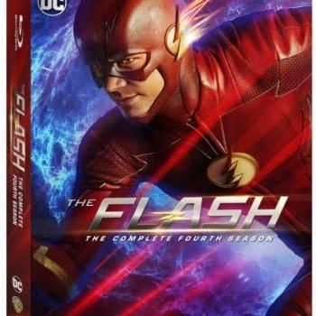 The Flash Season 4: Box Set Details, Bonus Features, and Release Date