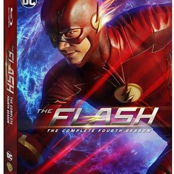 The Flash Season 4: Box Set Details Bonus Features and Release Date