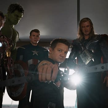 The Avengers Assembled to Get Matching BFF Tattoos