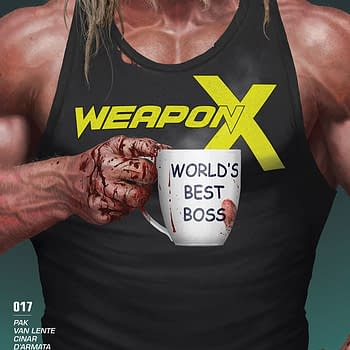 Weapon X #17 Review: Funny Dialogue Tense Action and Great Art