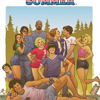 BOOM OGN First Looks: Wet Hot American Summer OGN and Wilds End: Journeys End