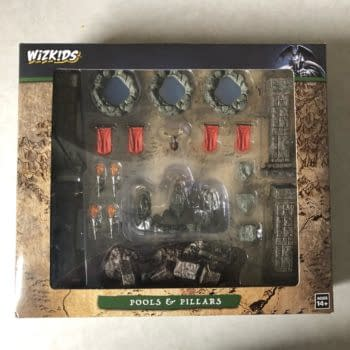This Board Needs Decoration: We Review Wizkids' Pools & Pillars Set