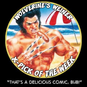 Gwenpool Strikes Back #5 is the Wolverine's Weiner X-Pick of the Week [X-ual Healing 12-18-19]