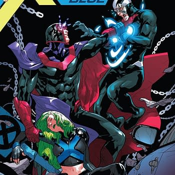 X-Men: Blue #28 Review &#8211 How Far Magneto Has Come