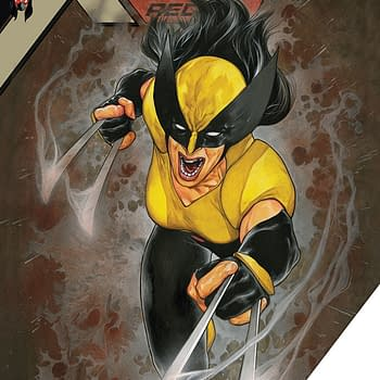 X-ual Healing: The X-Men Decide Its Better Down Where its Wetter in X-Men Red #4