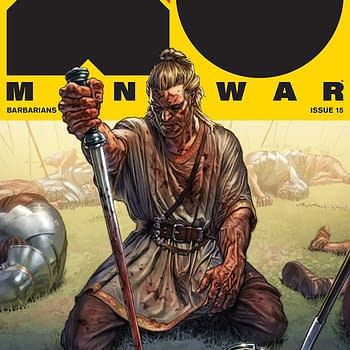 X-O Manowar #15 Review: Jumping Back in Time While Deciding the Future