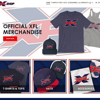 Buy Your XFL Gear Today Before the League Implodes Again in 2020