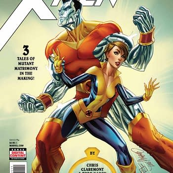 Chris Claremont Returns Next Week But You Can Preview X-Men Wedding Special #1 Tonight