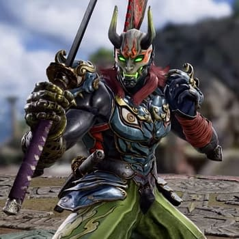 Yoshimitsu Returns to SoulCalibur VI in Latest Character Trailer