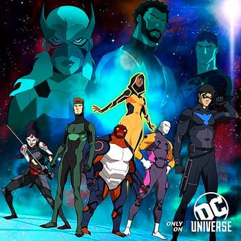 Young Justice Co-Creator Reveals Season 3 Outsiders Roster