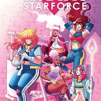 Zodiac Starforce Vol. 2 #3 Review: Brilliant Fun and Gorgeous