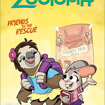 Dark Horse Not Marvel to Publish Zootopia Graphic Novel