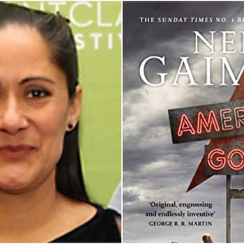 American Gods Season 2 Adds Timelesss Sakina Jaffrey as Hindu Goddess of War Casting New Female Character