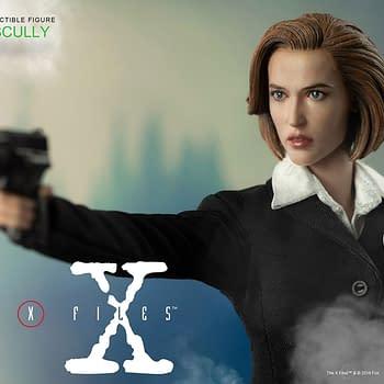 threezerostore Unveils Special Agent Dana Scully 1/6 Scale Figure