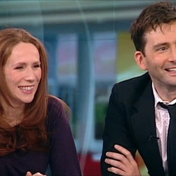 Doctor Whos David Tennant Catherine Tate vs. the U.S. in Comedy-Drama Series Americons