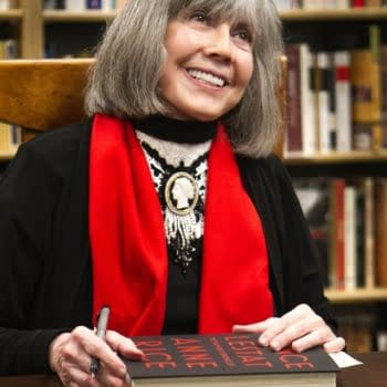 Anne Rice's Thoughts About That Mysterious Egyptian Sarcophagus
