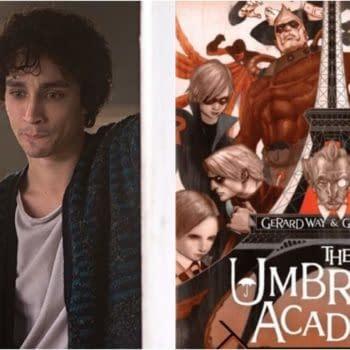The Umbrella Academy: Bad Samaritan's Robert Sheehan Offers Updates on Netflix Series
