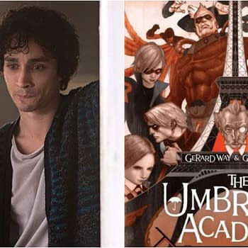 The Umbrella Academy: Bad Samaritan's Robert Sheehan Offers Updates on Netflix Series