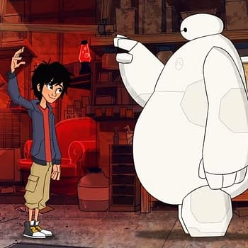 Hiro Baymax and the Team Fight for San Fransokyo in Big Hero 6 The Series Trailer