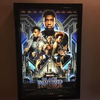 LED Movie Poster Frames by LED Print Co