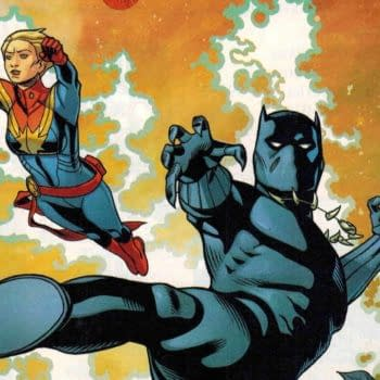 Hear Us Out: What If Captain Marvel Ties Into Black Panther
