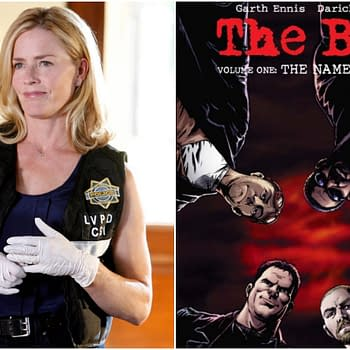 Amazons The Boys Casts C.S.I.s Elisabeth Shue as Superhero Handler