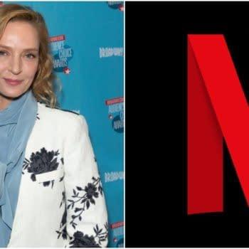 Uma Thurman Joins Supernatural Drama Series 'Chambers' from Netflix