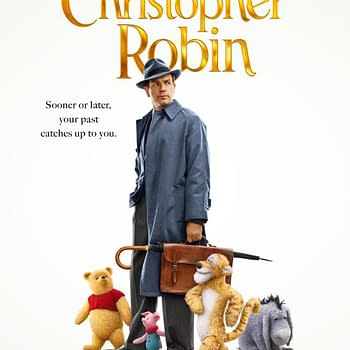 Christopher Robin Gets a New Poster Plus a New Trailer Tomorrow