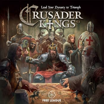 Paradox Interactive are Now Publishing Board Games for their Strategy Franchises
