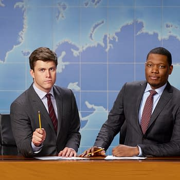 ICYMI: SNLs Michael Che and Colin Jost Are Hosting The 2018 Emmys