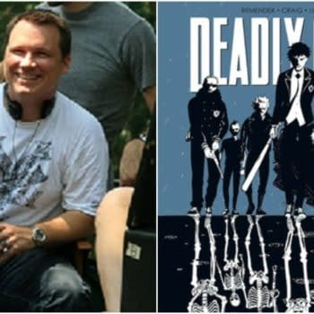 Syfy's 'Deadly Class' Enrolls Chicago P.D.'s Mick Betancourt as Co-Showrunner, EP