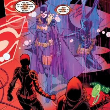 DC Comics Spoilers 2021: Stephanie Brown and Cassandra Cain
